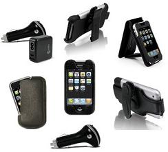 iPhone MacAlly Accessories