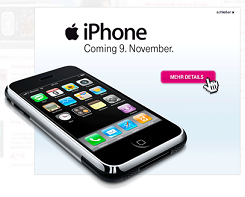 T-Mobile Germany Announces iPhone Contract