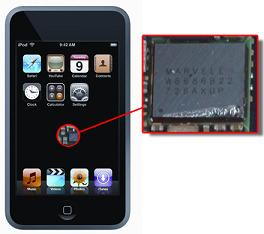 iPod Touch Bluetooth Rumor Discovers Marvell 802.11a/b/g WiFi Chip