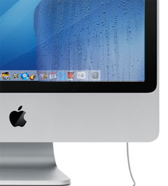 Apple iMac 24 inch Models Having Condensation Problems