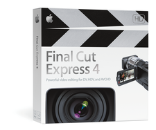 Apple's Final Cut Express 4