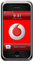 Vodafone To Sell 3G iPhone In 10 Countries