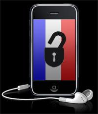 France Telecom Sells iPhone Unlocked