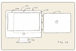Apple Patent Application For Notebook Docking Station