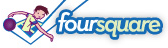 FourSquare Social Networking Game