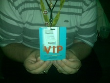 SXSW 2010 DH Book VIP Pass 3-13-2010