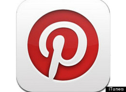 Pinterest iOS App Icon