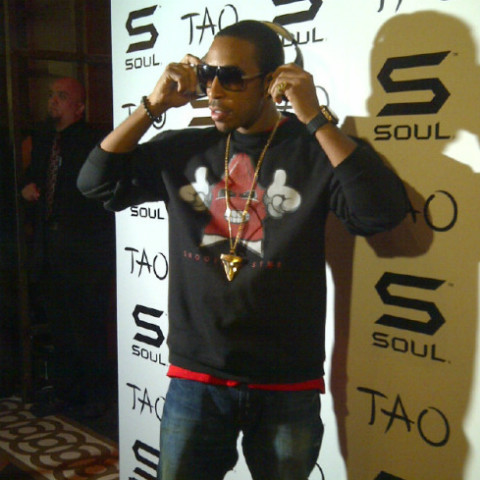 Soul Headphones Ludacris 2013 CES By Bill Cody