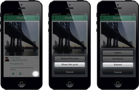 Twitter's Vine Updates iOS App To Make Sharing Videos On The Web Easier