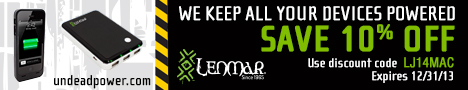 Lenmar 10 Percent Off
