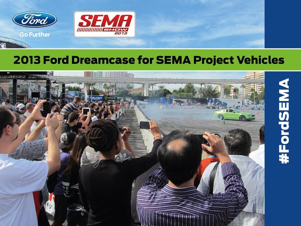 2013 Ford SEMA