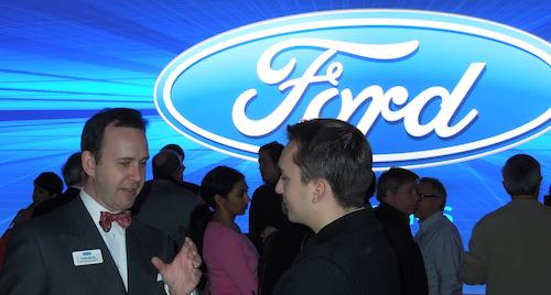 Scott Monty Global Head of Ford Motor Company Social Media
