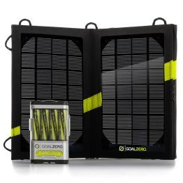GoalZero Solar Kit Guide 10 Plus