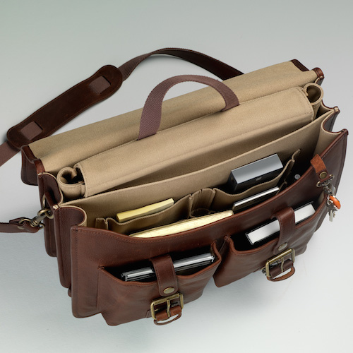 Bashful Billionaire S Briefcase From Duluth Trading Co