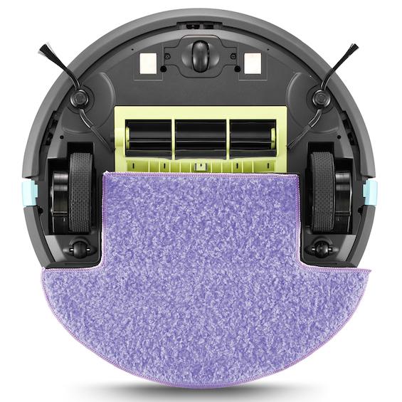 RYDIS H68 Pro Mop Installed