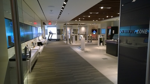 Verizon Innovation Center West Solution Zone