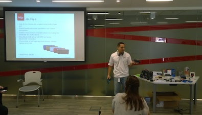 Verizon Wireless Tech Accessories Presentation By John Canales