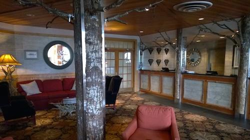 Edgewater Hotel Seattle Lobby