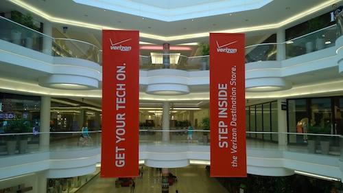First Verizon Destination Store Mall of America Bloomington Minnesota