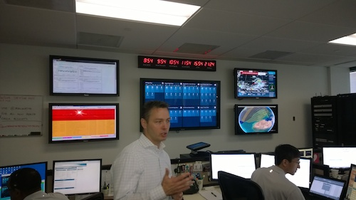 Gogo All Access Network Operations Center