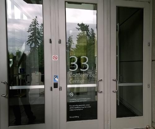 Microsoft Building 33