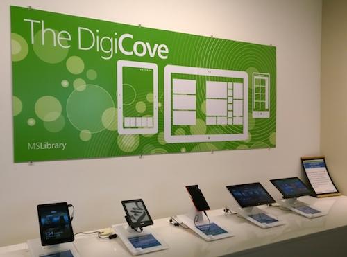Microsoft Library Tablet Digicove