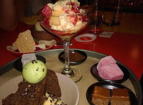 Poppy Restaurant Dessert