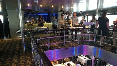Spirit Cruises Buffet Inside