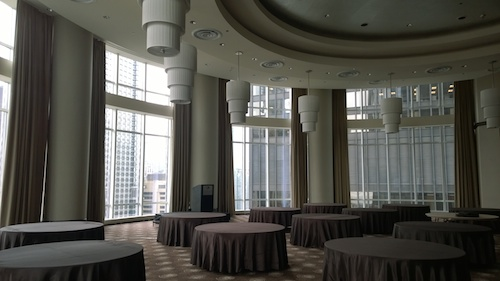 Trump Chicago Round Conference Room