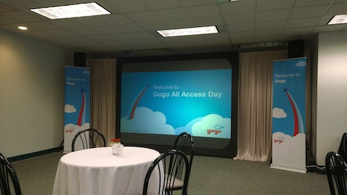 Welcome To Gogo All Access Presentation Start