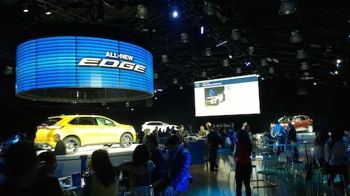 Ford Edge 2015 Circular