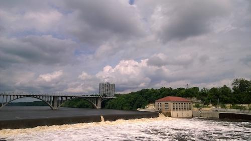 Ford Lock and Dam Minneapolis Minnesota