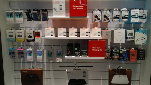 Get Fit Accessories Verizon Destination Store