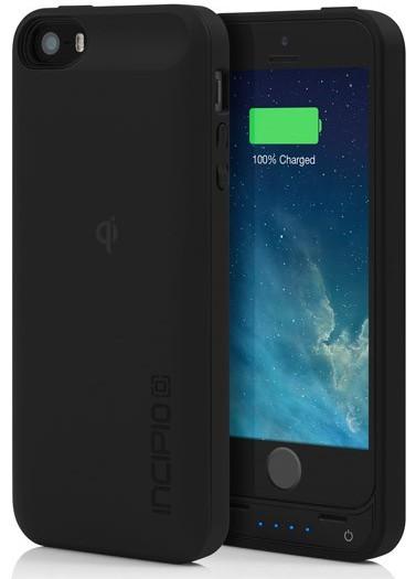 Incipio iPhone 5s Offgrid Qi Battery Case