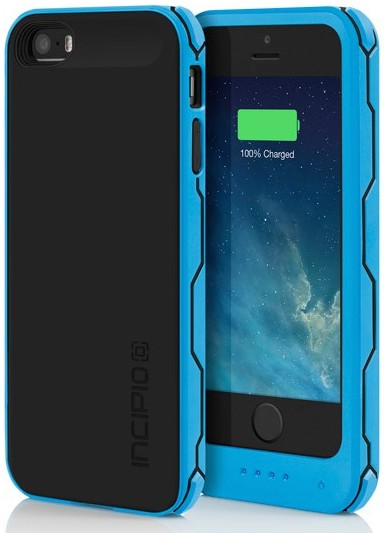 Incipio iPhone 5s Offgrid Rugged Battery Case