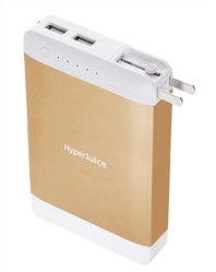 Hyperjuice Plug 18k mAh Bullion Battery