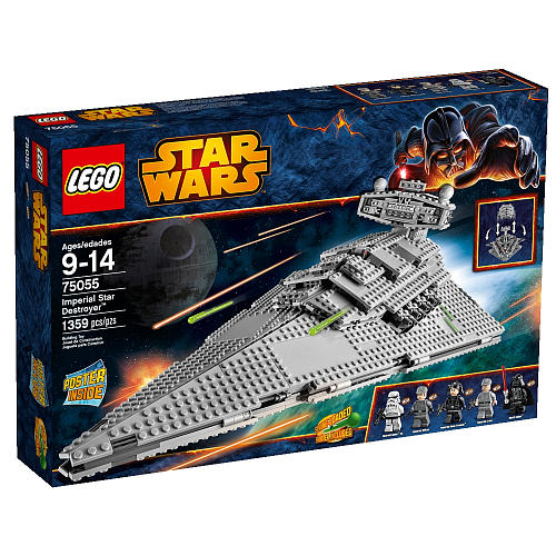 LEGO Star Wars Imperial Starship