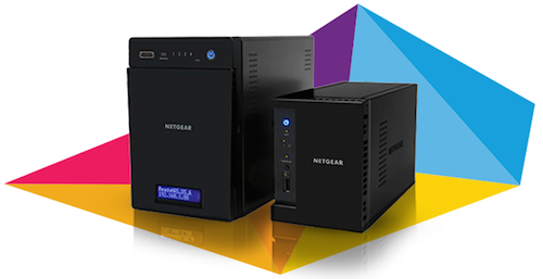 Netgear ReadyNAS Connected Storage