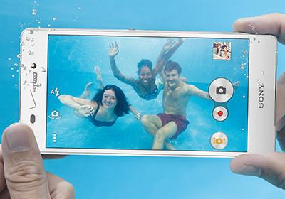 Sony Xperia Z3v Verizon Smartphone