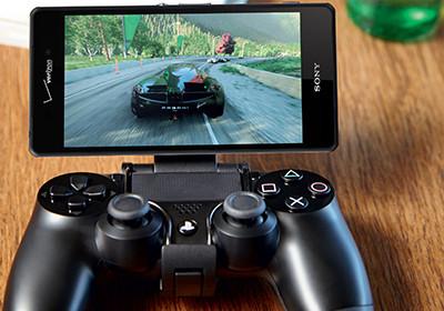 Sony Xperia Z3v Smartphone PS4 Gaming