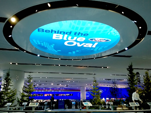 Behind The Blue Oval Ford NAIAS 2015