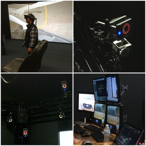 Ford HQ Virtual Reality 4up