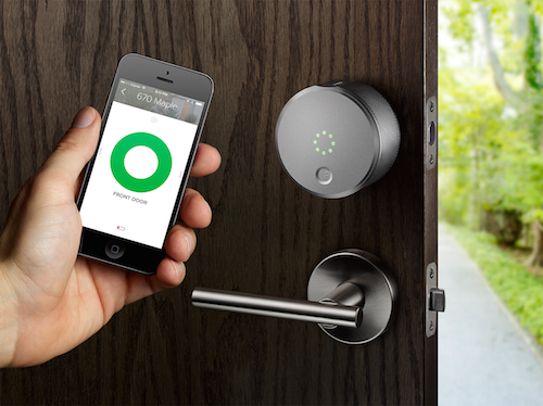 August Smartlock and App
