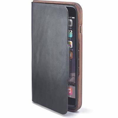 Grovemade iPhone 6 Plus Leather Walnut Case