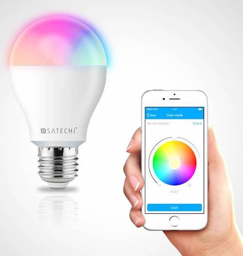 Satechi LED Smart Bulb