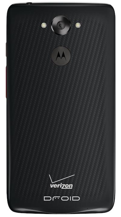 Motorola DROID Turbo Back