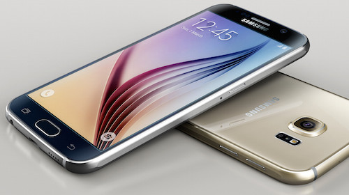 Samsung Galaxy S6 Exquisite Craftsmanship