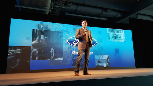 Mark Fields CEO Ford Motor Company Ford Trends 2015