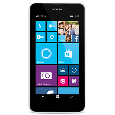 Microsoft Lumia 635 Front
