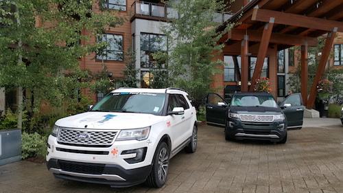 2016 Ford Explorer Platinum Revelstoke Canada